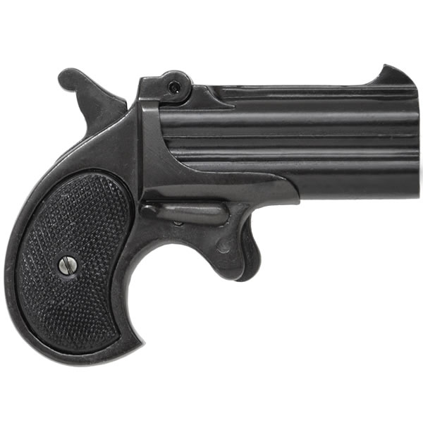 Derringer Pistol Replica 2 Barrel Derringer Pistol