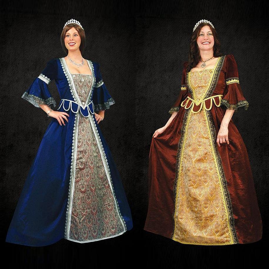 Florentine Gown Renaissance Dress