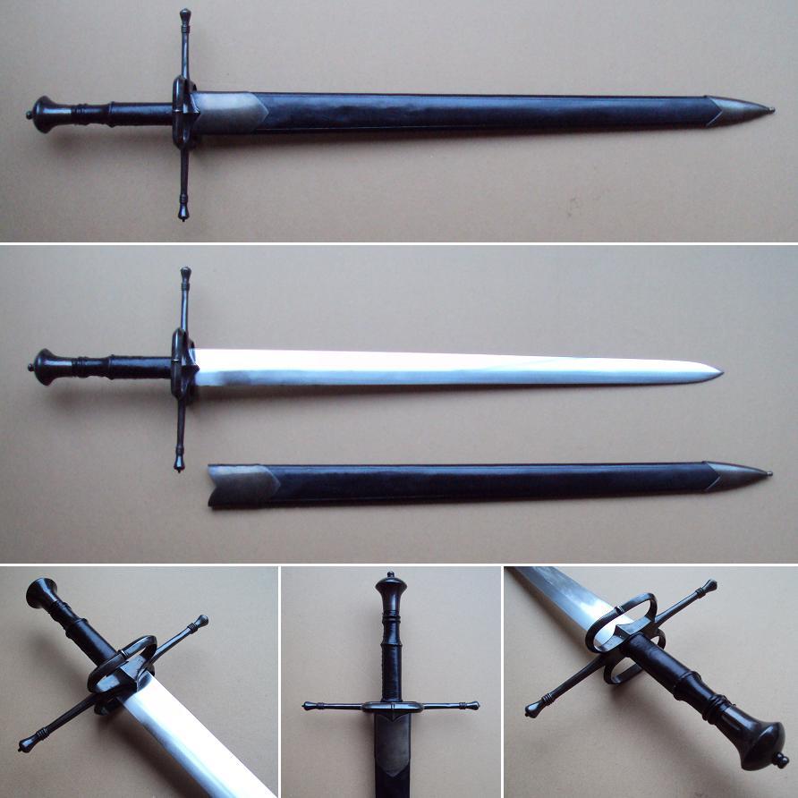 German Bastard Sword
