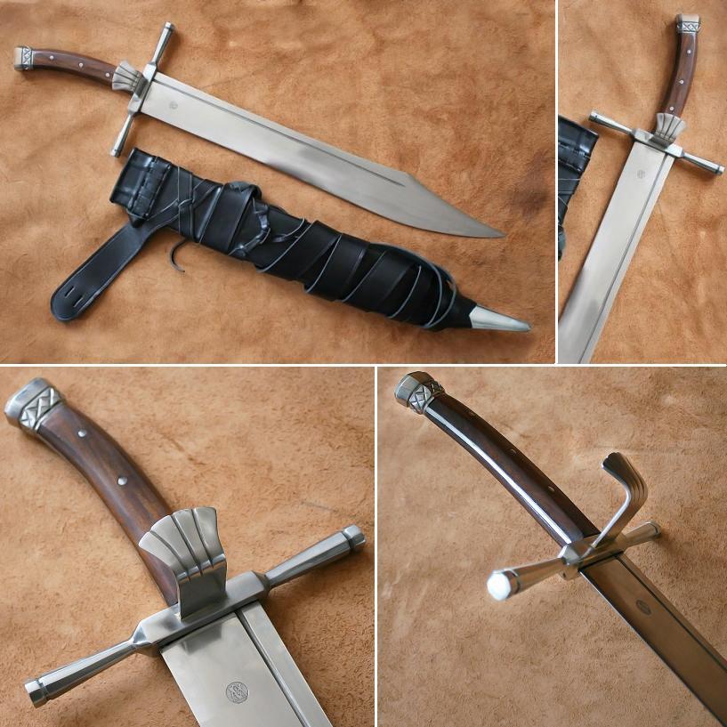 german grosse messer sheath 15th century great knife. Black Bedroom Furniture Sets. Home Design Ideas