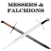 Messers and Falchions