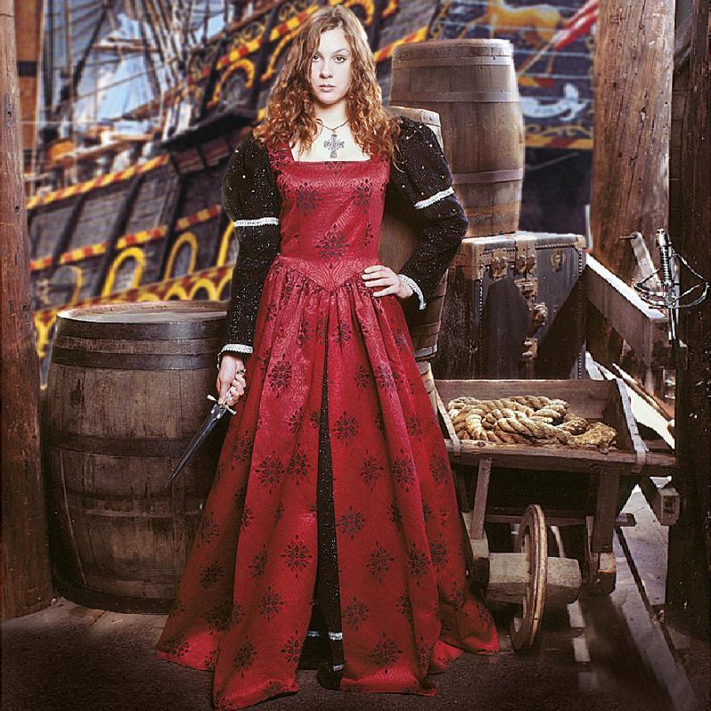 Milady De Winter Dress