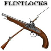 Replica Flintlock Firearms