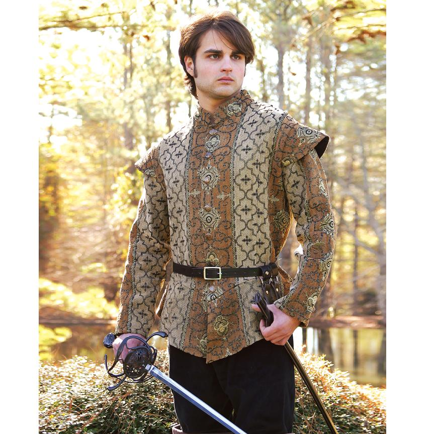 Medieval Court Clothing Men