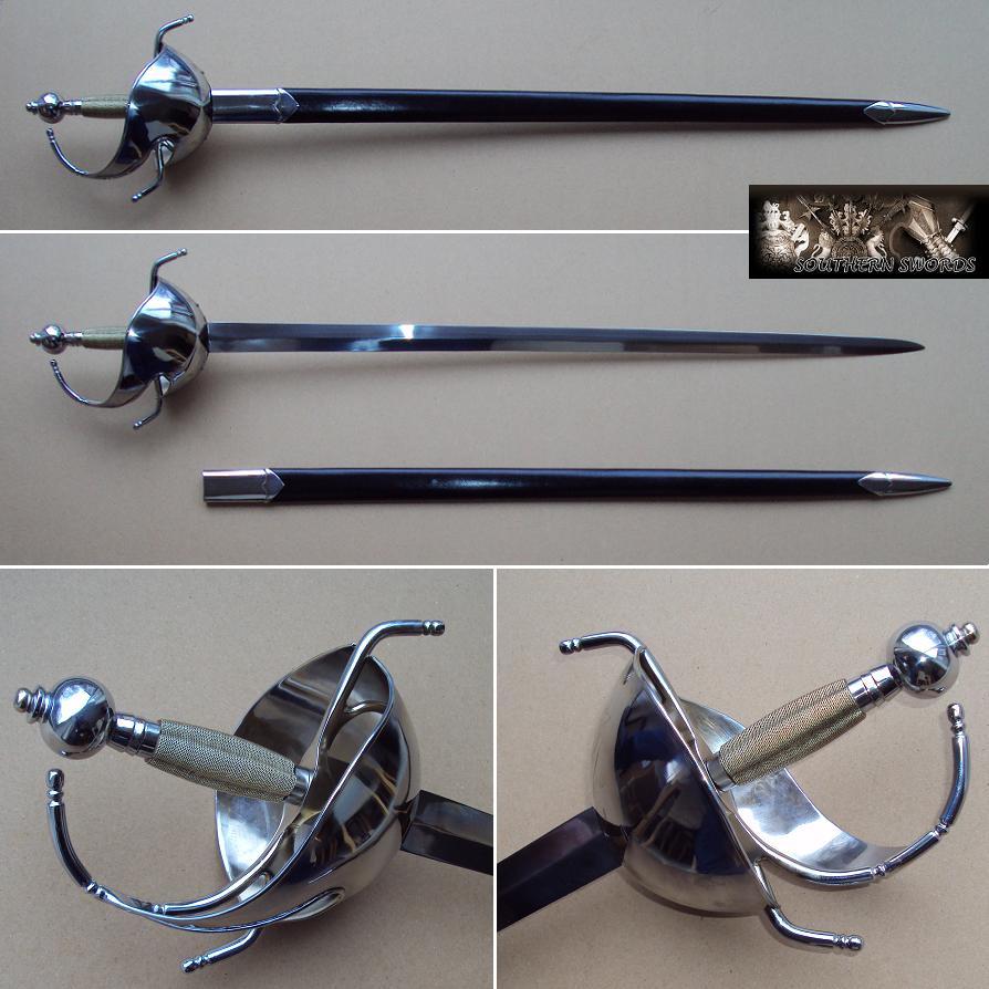 Spanish Cavalry Sword