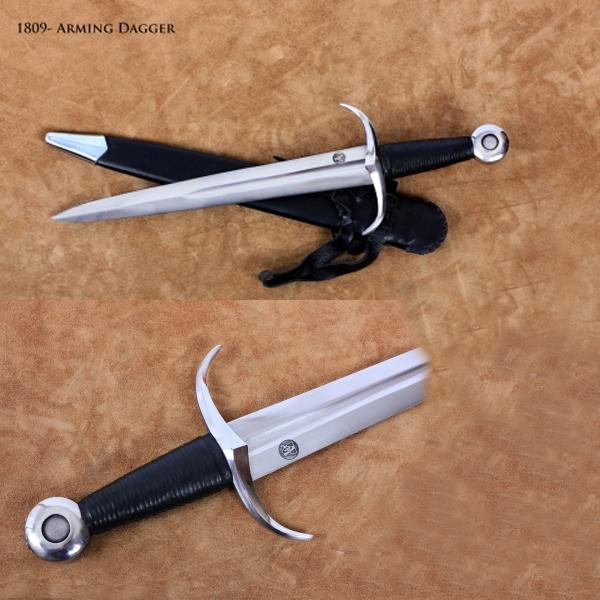 Arming Dagger Companion To The Arming Sword Darksword