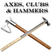 Axes & Warhammers