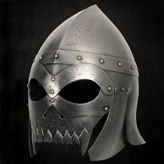 Black Warrior Helmet