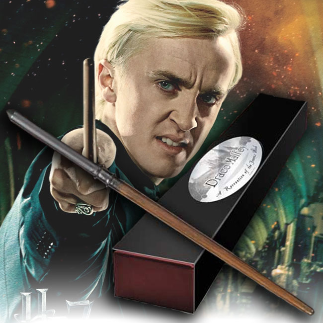 Draco Malfoy Official Wand
