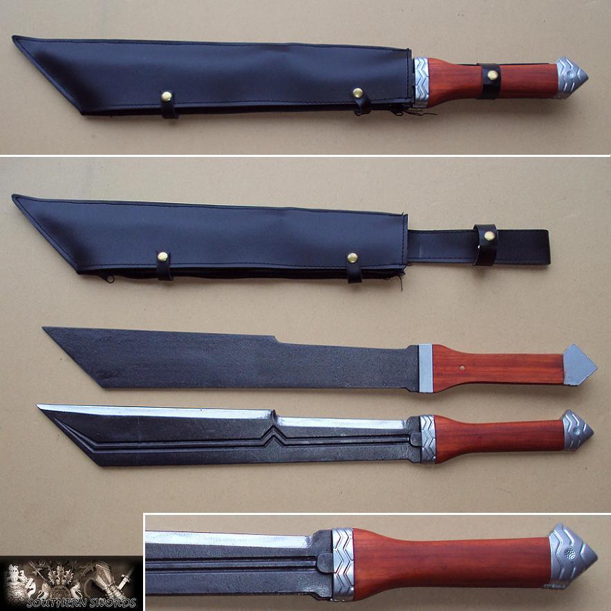 Dwarf Sword The Twins