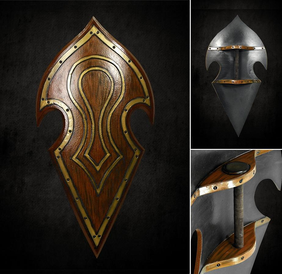 Lord Of The Rings Warhammer Shields