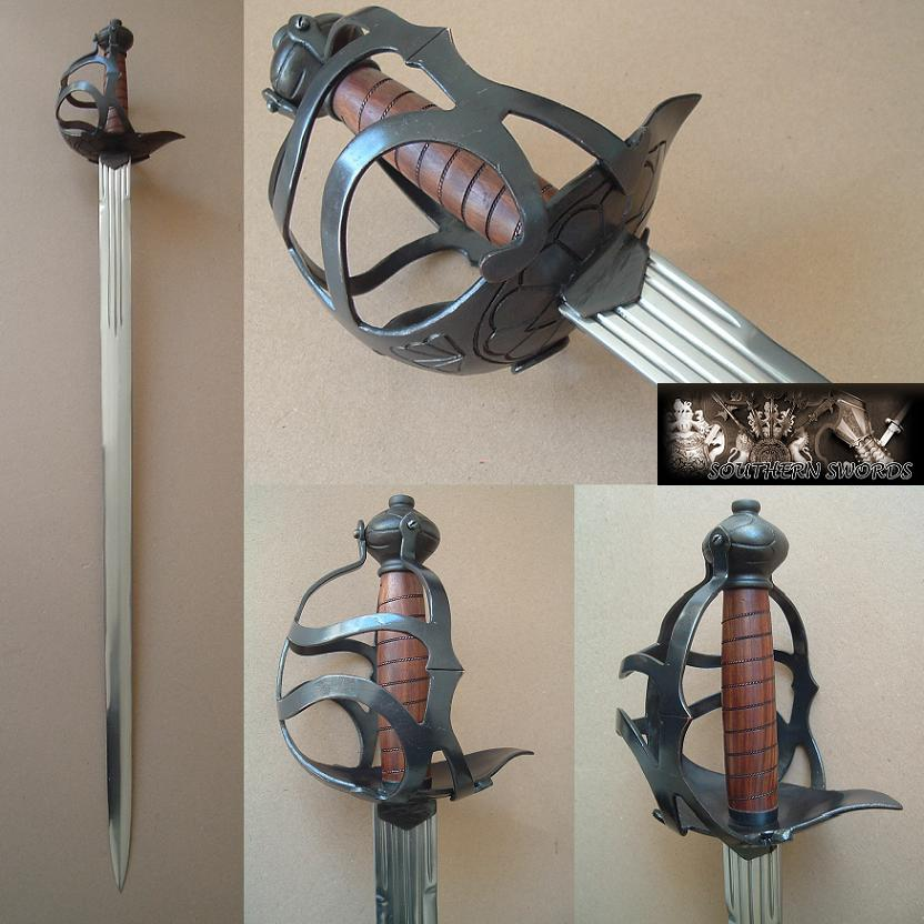 Letter Before Action >> English Mortuary Hilt Sword