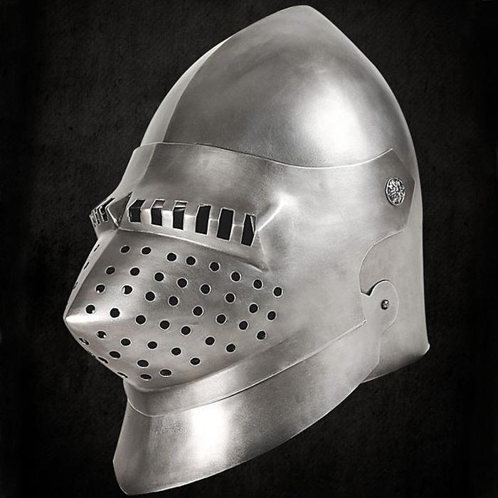 Hounskull Bascinet Helmet