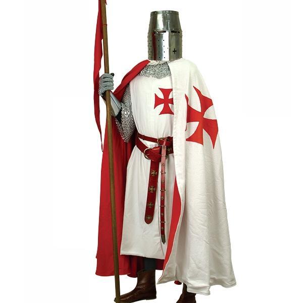 Knights Templar Cape