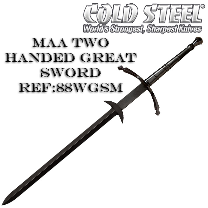 Man At Arms Two Handed Great Sword