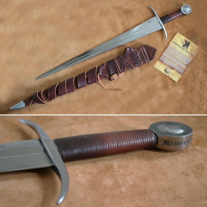 Letter Before Action >> Medieval Sword & Sheath - 14th Century