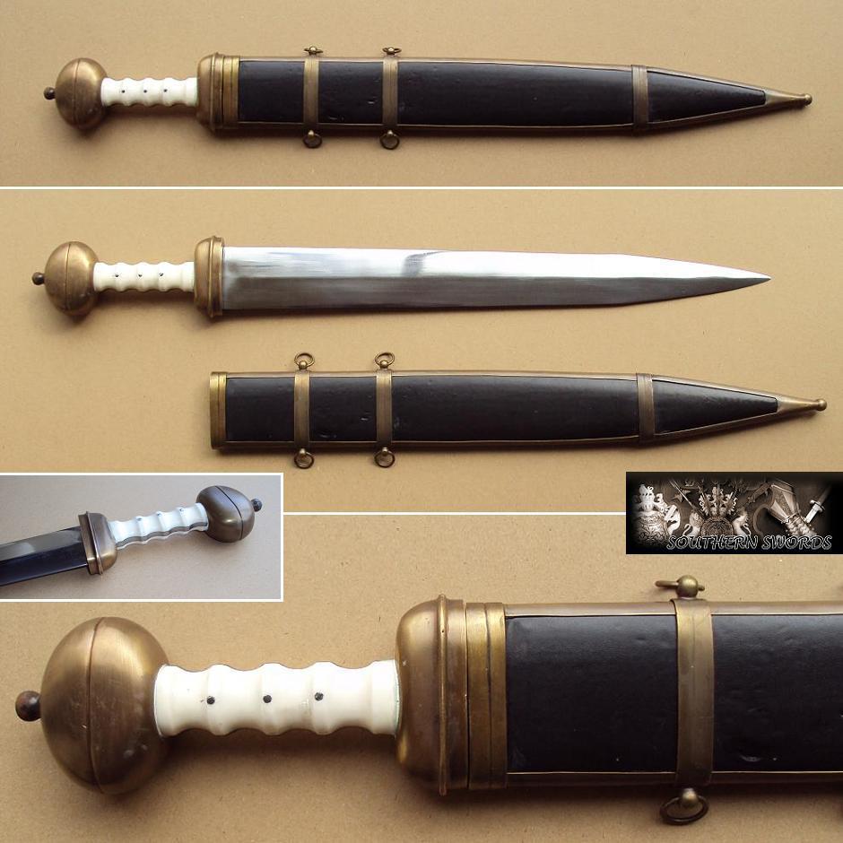 Roman Gladius Sword Amp Sheath