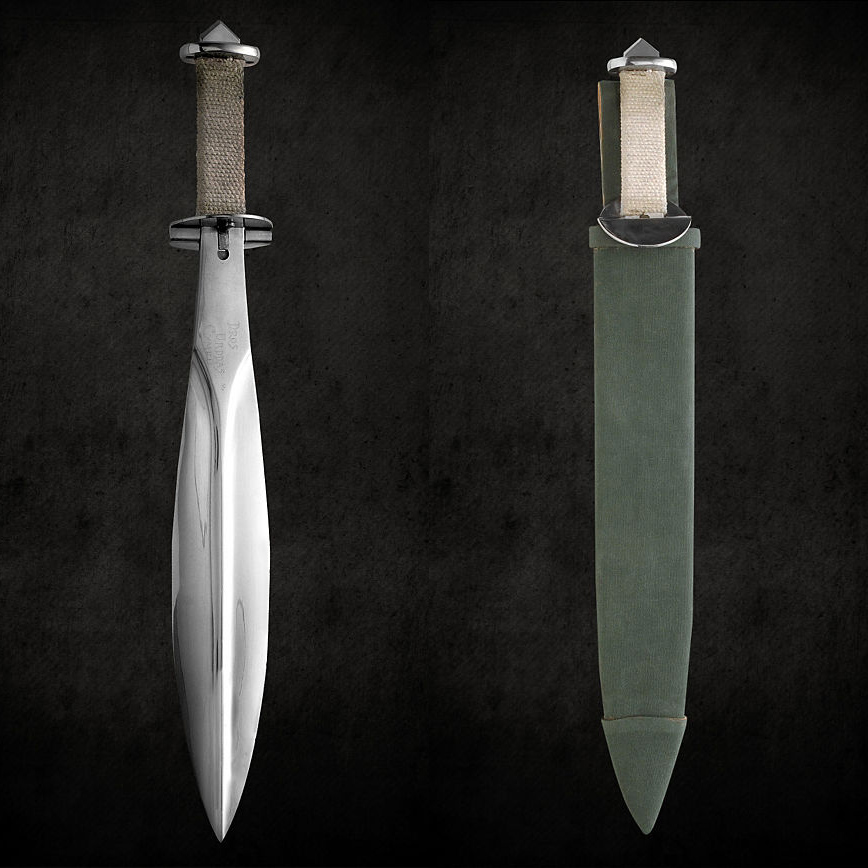 Royal Welsh Fusiliers Trench Dagger